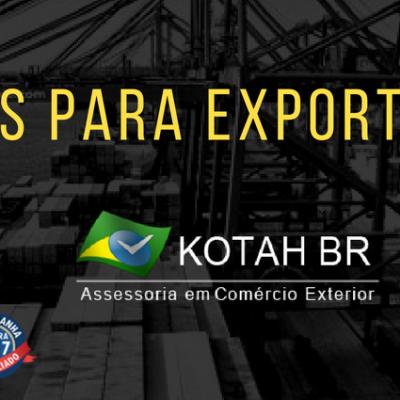 Exportação Dicas Kotah BR