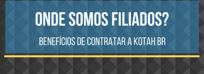 FILIAÇÕES KOTAH BR