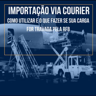 IMPORTAÇÃO VIA COURIER KOTAH BR